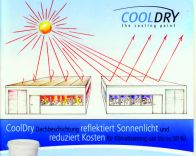 CoolDry Dachbeschichtung – the cooling paint